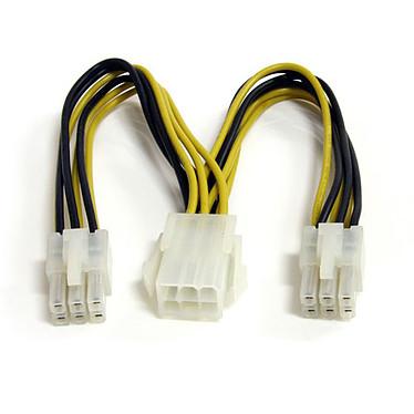 StarTech.com PCIEXSPLIT6 Duplicador PCI-E 6 pines