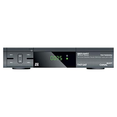 Servimat TSV7600HDU Adaptateur TNT haute définition avec port USB