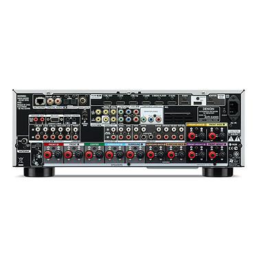 Avis Denon AVR-X4000 Noir + Cabasse pack Eole 3 Noir