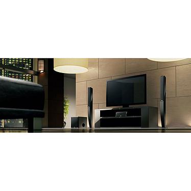Avis Yamaha RX-V375 Noir + Yamaha NS-PA40  Noir