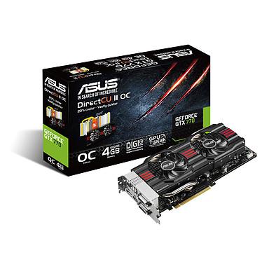 ASUS GTX770-DC2OC-4GD5 - GeForce GTX 770 4 Go