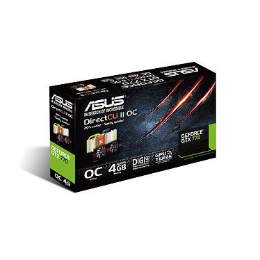 Acheter ASUS GTX770-DC2OC-4GD5 - GeForce GTX 770 4 Go