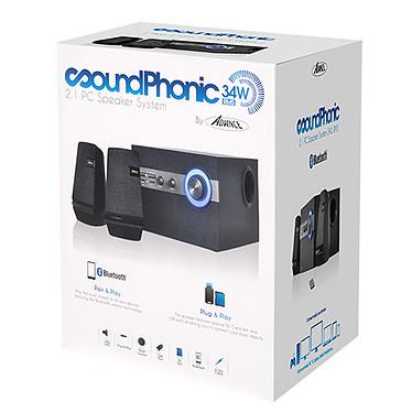 Advance Soundphonic 2.1 Bluetooth 34W pas cher