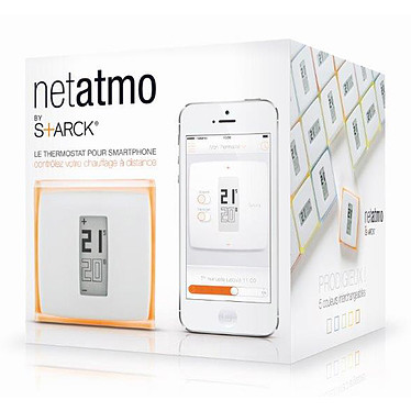Netatmo NTH01-FR-EC pas cher