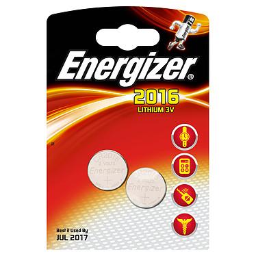 Energizer 2016 Lithium 3V (par 2)