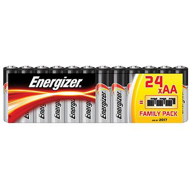 Energizer Classic Family Pack AA (par 24) Pack de 24 piles AA LR06 alcalines