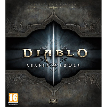 Diablo III : Reaper of Souls - Edition Collector (PC/MAC)