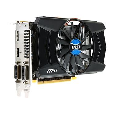 Avis MSI Radeon R7 260 1GD5 OC