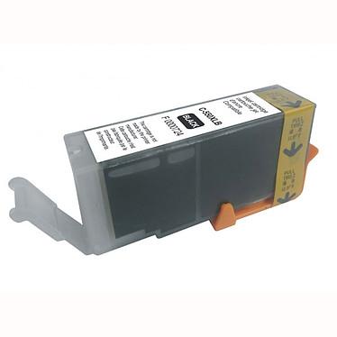 Cartouche compatible PGI-550PGBK XL (Noir) - Cartouche d'encre noire compatible Canon PGI-550PGBK XL