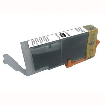Cartouche compatible CLI-551BK XL (Noir) Cartouche d'encre noire compatible Canon CLI-551BK XL