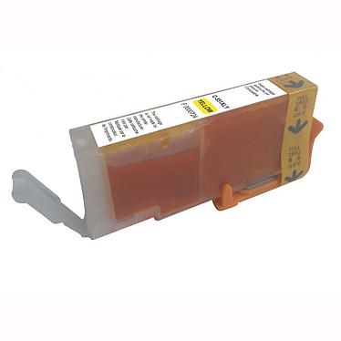 Cartucho compatible CLI-551Y XL (amarillo) Cartucho de tinta cian compatible Canon CLI-551Y XL