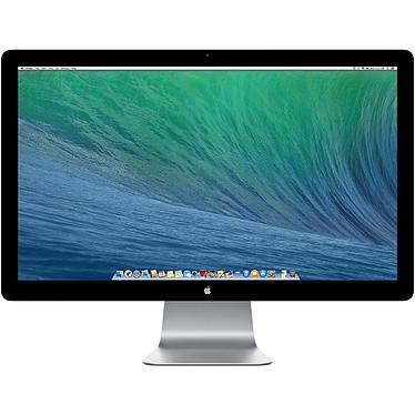 "Apple 27"" LED - Thunderbolt Display (MC914ZM/B) + AppleCare Protection Plan 3 ans"