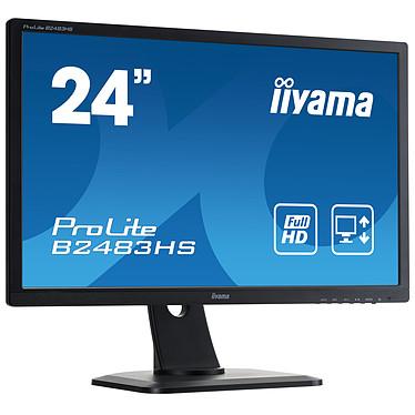 "Acheter iiyama 24"" LED - ProLite B2483HS-1"