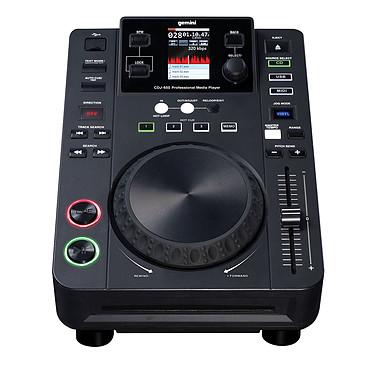 Gemini CDJ-650 Lecteur multi-format pour DJ professionnel
