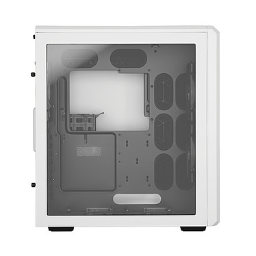 Avis Corsair Carbide Air 540 Windowed Arctic White