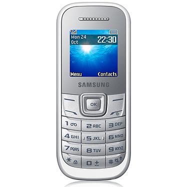 Samsung E1200 Blanc