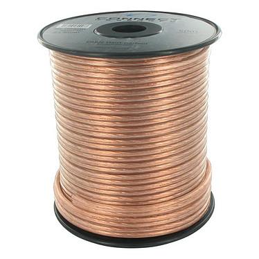 Connect Research Câble Haut-Parleur 2 x 4 mm² - rouleau de 50 mètres