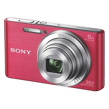 Avis Sony DSC-W830 Pack Rose