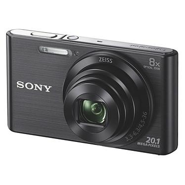 Avis Sony DSC-W830 Pack noir : étui + carte SD 4 GO