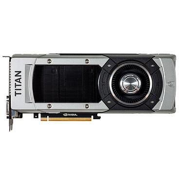 Avis EVGA GeForce GTX TITAN Black 6 Go