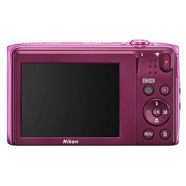 Nikon Coolpix S3600 Rose Lineart pas cher