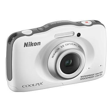 Nikon Coolpix S32 Blanc