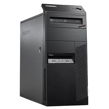 Lenovo ThinkCentre M83 (10BE001BFR) Intel Core i5-4590 4 Go 500 Go Windows 7 Professionel 64 bits + Windows 8.1 Pro 64 bits (Garantie constructeur 3 ans)