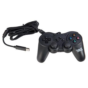 Under Control Manette filaire Noire (Xbox 360)