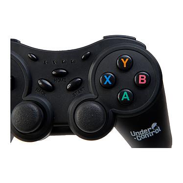 Avis Under Control Manette filaire Noire (Xbox 360)