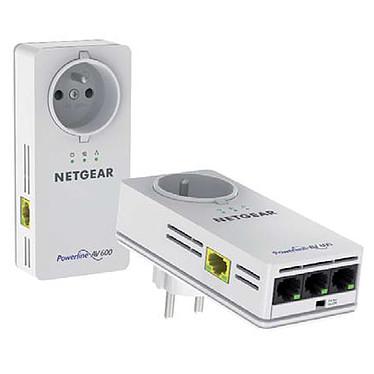 Netgear XAVB6504 Pack de 2 adaptateurs CPL 600 Mbps