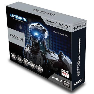 Sapphire Radeon Ultimate R7 250 1G GDDR5 pas cher