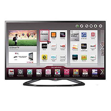 """LG 60LN575S Téléviseur LED Full HD 60"""" (152 cm) 16/9 - 1920 x 1080 pixels - TNT et Câble HD - HDTV 1080p - 100 Hz"""