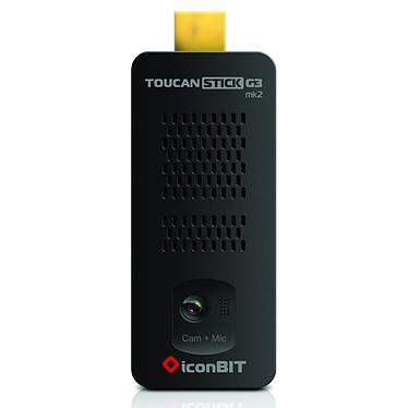 iconBIT Toucan Stick G3 mk2 Clé HDMI - ARM Cortex A9 Wi-Fi N Webcam sous Android 4.2