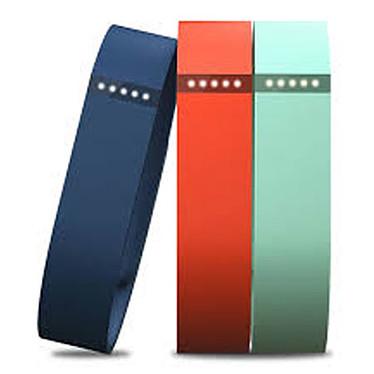 FitBit Bracelets Flex Large Pack de 3 bracelets grande taille pour coach électronique Flex
