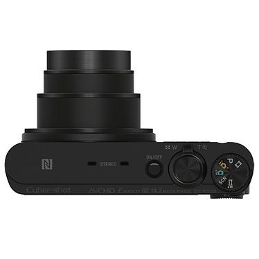 Acheter Sony Cyber-shot DSC-WX350 Noir