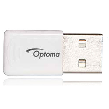 Optoma ML750 + Optoma Mini Wifi Dongle pas cher
