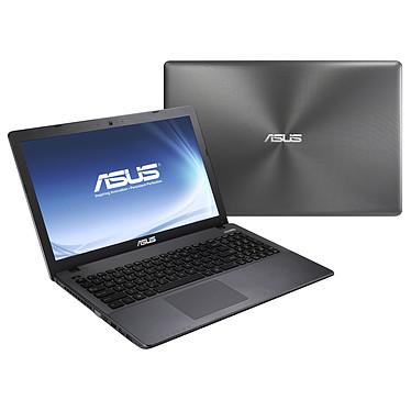 """ASUS P550LDV-XO1025G Noir Intel Core i5-4210U 4 Go 500 Go 15.6"""" LED NVIDIA GeForce 820M Graveur DVD Wi-Fi N/Bluetooth Webcam Windows 7 Professionnel 64 bits + Windows 8.1 Pro 64 bits (garantie constructeur 2 ans)"""