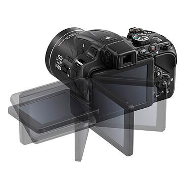 Nikon Coolpix P600 Noir + 2x Nikon Carte SDHC 8 Go pas cher