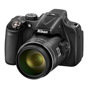Avis Nikon Coolpix P600 Noir + 2x Nikon Carte SDHC 8 Go