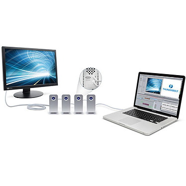 Avis LaCie Little Big Disk Thunderbolt 2 To