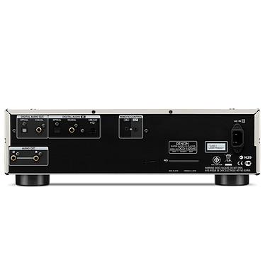 Acheter Denon PMA-1520AE Argent + Denon DCD-1520AE Argent + Real Cable iPlug-BTR
