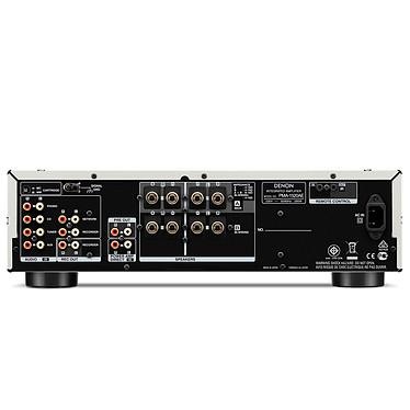 Avis Denon PMA-1520AE Argent + Denon DCD-1520AE Argent + Real Cable iPlug-BTR