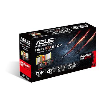 ASUS Radeon R9 270X R9270X-DC2T-4GD5 pas cher