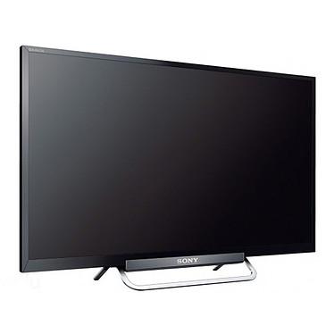 "Sony KDL-24W605 Noir  Téléviseur LED Full HD 24"" (61 cm) 16/9 - 1366 x 768 pixels - TNT HD - HDTV - Wi-Fi - DLNA - 200 Hz"
