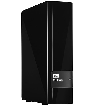WD My Book  4 To (USB 3.0)