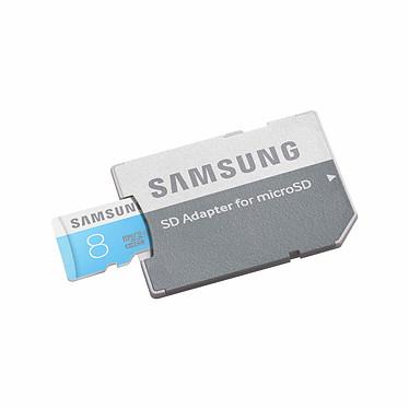 Samsung microSDHC 8 Go pas cher