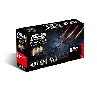 ASUS Radeon R9 290 R9290-DC2-4GD5 pas cher