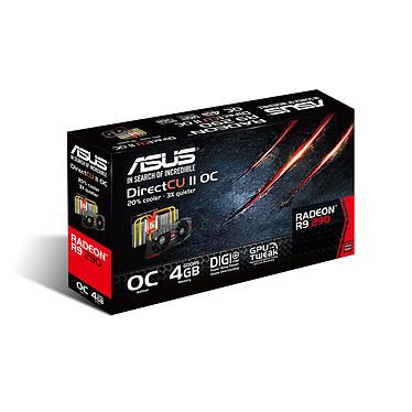 ASUS Radeon R9 290 R9290-DC2OC-4GD5 pas cher