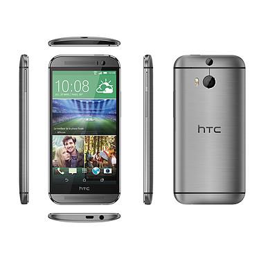 HTC One M8 Gris Acier 16 Go pas cher