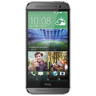 Avis HTC One M8 Gris Acier 16 Go